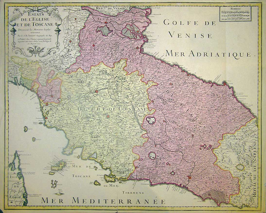 Www Cartina Toscana.Mappa Antica Toscana Taberna Libraria